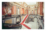 The State Staircase Giclee Print by  German School