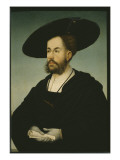Portrait of Anton Fugger Giclee Print by Hans or Johan Maler