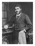 Sir Arthur Sullivan Giclee Print by  English Photographer