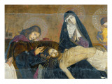 The Avignon Pieta, 1450-60 Giclee Print by Enguerrand Quarton