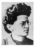 Leon Trotsky as a Young Student Giclee Print by Russian Photographer 