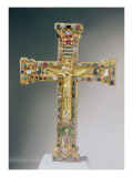 Golden Cross of Essen Giclee Print by  German School
