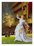 The Phantom of the Opera Giclee Print by Jack Keay
