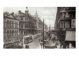 Royal Avenue, Belfast, C.1900 Giclee Print by  Irish Photographer