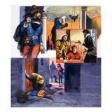 Spies in the Age of Henry Viii Giclee Print by Eric Parker