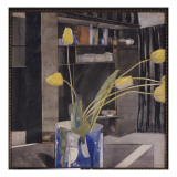 Yellow Tulips, C.1922-23 Giclée-Druck von Charles Rennie Mackintosh