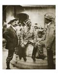 General Victoriano Huerta Impression giclée