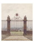 London Scene, 1815 Premium Giclee Print by  Shepherd