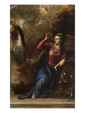 The Annunciation Giclee Print by  Titian