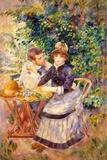 In the Garden, 1885 Giclée-tryk af Pierre-Auguste Renoir