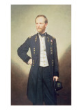 General William Sherman Giclee Print by George Peter Alexander Healy