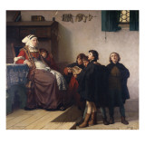 Historical Theme, 1872 Giclee Print by  German School