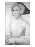 Jane Seymour, C.1536 Giclee Print by Hans Holbein the Younger