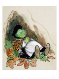 Toad of Toad Hall Giclee Print by  Mendoza
