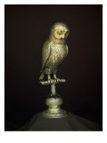 Model of an Owl, Augsburg, 1630 Giclee Print by  German School