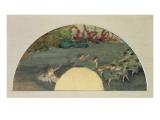 La Farandole, 1879 Giclee Print by Edgar Degas