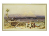 On the Nile, Egypt, 1846 Giclee Print by William Clarkson Stanfield