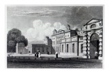 Badminton House Giclee Print by William Radclyffe