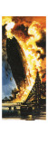The Hindenburg Disaster Giclee Print by Wilf Hardy