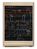 Children of the City, 1928 Giclee Print by Paul Klee