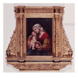 Madonna and Child Giclee Print by Jacopo Palma