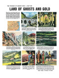 The Travels of Marco Polo Giclee Print by Ron Embleton