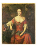 Portrait of Lady Brownlow Giclee Print by William Wissing