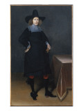 Portrait of a Gentleman Giclee Print by Gerard ter Borch