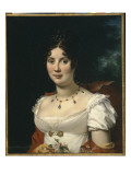 Portrait of a Lady Giclee Print by Francois Pascal Simon, Baron Gerard