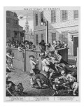 First Stage of Cruelty, 1751 Giclee Print by William Hogarth