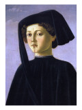 Portrait of a Young Man Giclee Print by Francesco Botticini