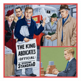 The Abdication Crisis Giclee Print by John Keay