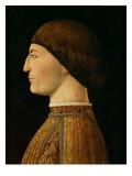 Sigismondo Malatesta Giclee Print by  Piero della Francesca