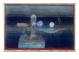 Good Place for Fish, 1922 Reproduction procédé giclée par Paul Klee