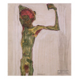 Anarchist, C.1909-10 Giclee Print by Schiele