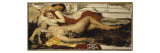 Exhausted Maenides, C.1873-74 Giclee Print by Sir Lawrence Alma-Tadema