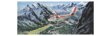 De Havilland Twin Otter Giclee Print by Graham Coton
