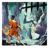 Orpheus and Eurydice Giclee Print by  Mcbride