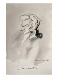 Wolfgang Amadeus Mozart Giclee Print by French School