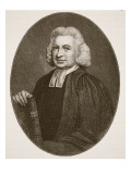 Charles Wesley Giclee Print by  English School