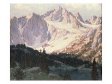 Lake in the High Sierra Giclee Print by Edgar Alwin Payne