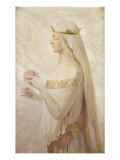 Fair Rosamond Clifford Giclee Print by Herbert Sidney