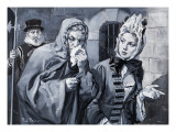 Escape from the Tower Giclee Print by Paul Rainer