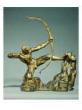 Herakles the Archer, 1909 Giclee Print by Emile-antoine Bourdelle