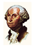 George Washington Giclee Print by McConnell 
