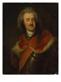 Prince Leopold of Dessau Premium Giclee Print by Adam Manyoki