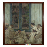 The Doctor Henri Vaquez Gicl&#233;e-Druck von Edouard Vuillard