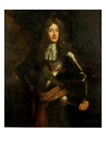 Portrait of King James Ii Giclee Print by Godfrey Kneller