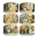 The Story of Cinderella Giclee Print by  English School