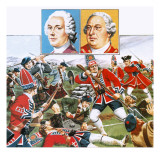Battle of Culloden Giclee Print by John Keay